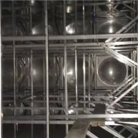 10吨不锈钢水箱无盖嘉兴不锈钢水箱壹水务公司