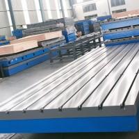 实体厂家专业生产装配检验平台 来图定做异形铸铁平台